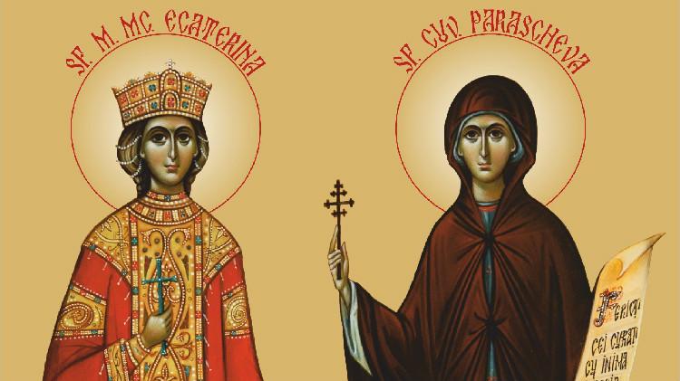Programul sărbătorii Sf. Parascheva: Moaștele Sf. Ecaterina vor sosi joi la Iași