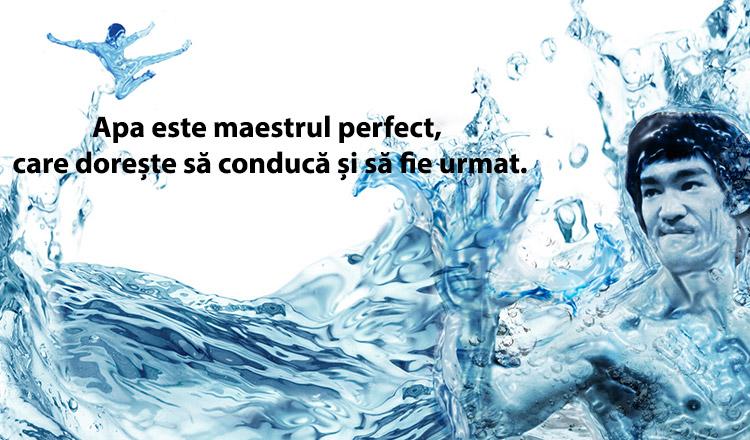 """Scrisoarea personală a lui Bruce Lee explică ce înseamnă cuvintele: """"Fii ca apa"""""""