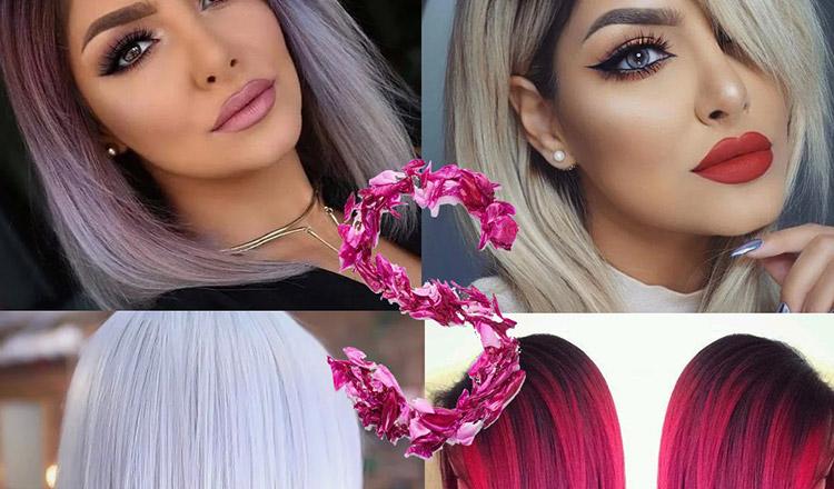 Gri și roz, culorile de păr care se poartă în 2019…