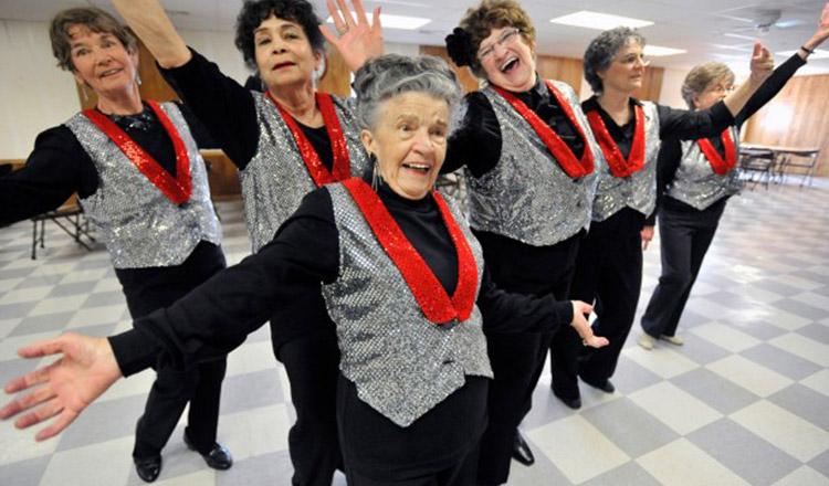 Un exercițiu simplu care încetinește procesul de îmbătrânire!