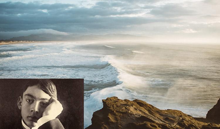 Kahlil Gibran și mai marea mare…