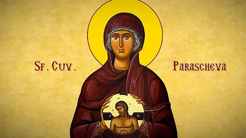 Rugăciuni către Sfânta Cuvioasă Parascheva de la Iaşi