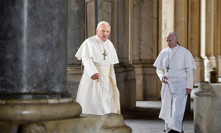 Un nou rol pentru Sir Anthony Hopkins. A fost ales Papă la Vatican.