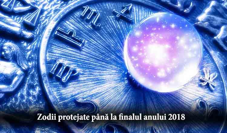 Ce zodii se vor bucura de protecție divină până la sfârșitul anului 2018