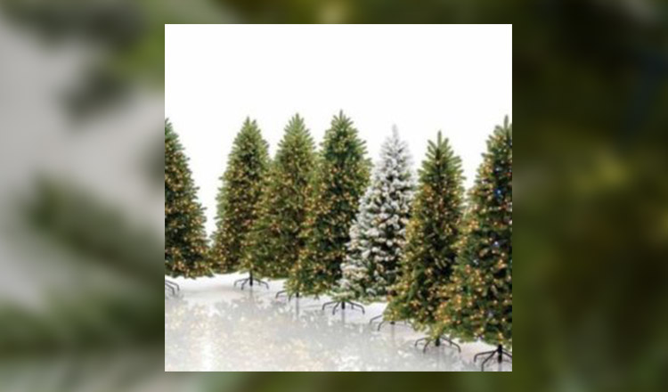 De ce este bine să cumpărăm un pom de Crăciun artificial!