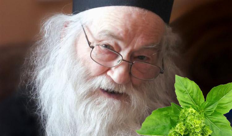 Busuiocul înverzit al părintelui Iustin Pârvu!