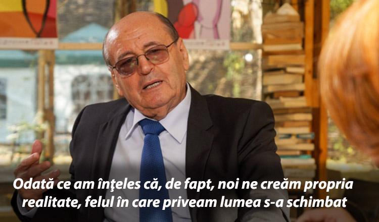 Dr. Constantin Dulcan: Avem nevoie de bucurie ca de pâinea cea de toate zilele!