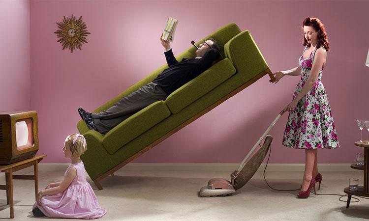 Femeia și curățenia în casă. Ce indică lipsa dorinței de a face curătenie?