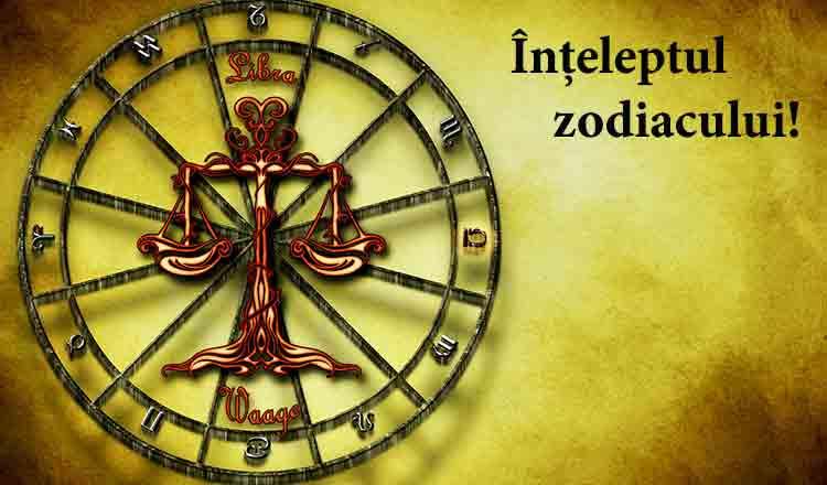 """Singurul semn al zodiacului, numit """"înțeleptul semnelor zodiacale""""!"""
