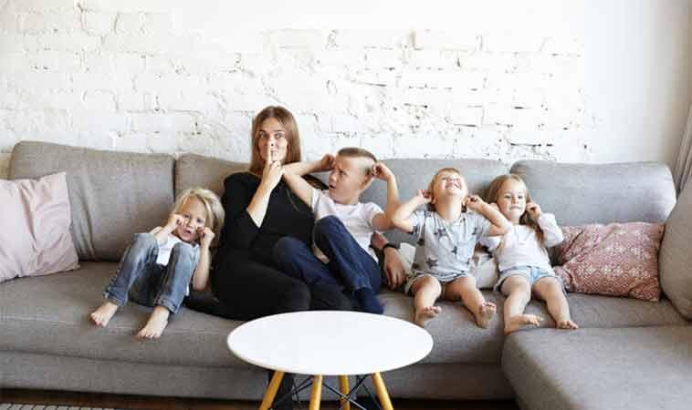 Părinții care țin cont de aceste sfaturi, vor avea copii cuminți.