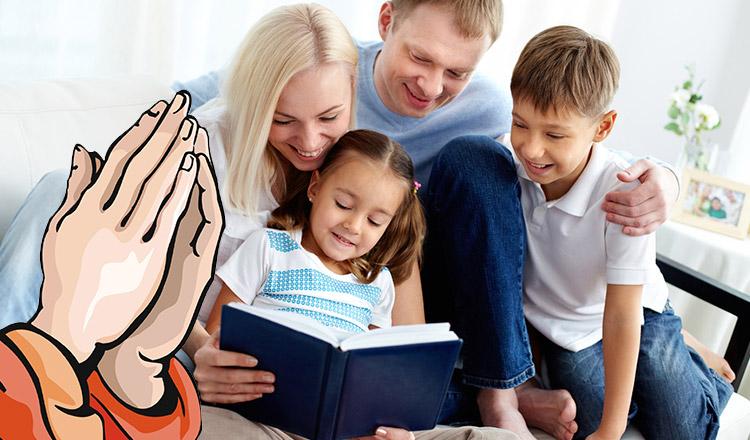 Rugăciunea care aduce înțelegere în familie…Este de mare ajutor!