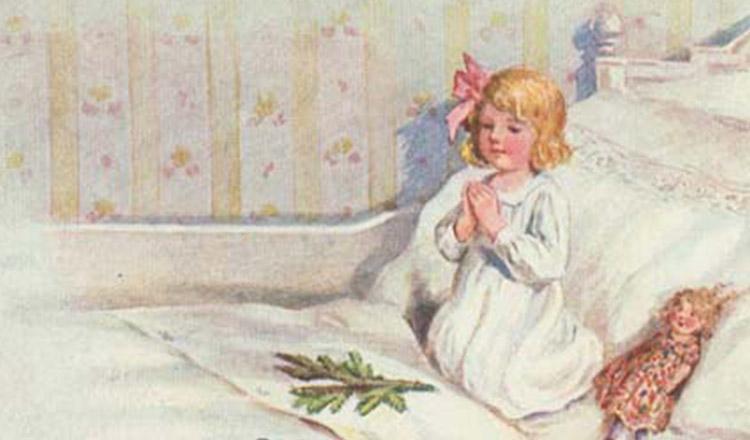 Citiți această rugăciune când vă așezați în pat! Vă ferește de toate relele!