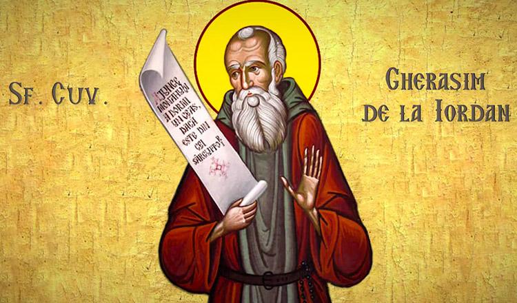 Rugăciunea sfântului Gherasim tămăduiește de bolile psihice și rele…