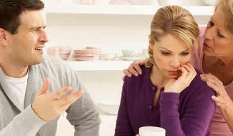 De ce NU este bine ca părinții să se amestece în căsnicia copiilor!
