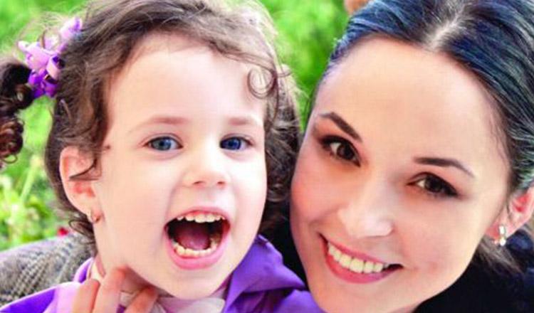 """Ce mesaj i-a transmis Andreea Marin, fiicei sale, la împlinirea celor 11 anișori: """"Fericirea mea…"""""""