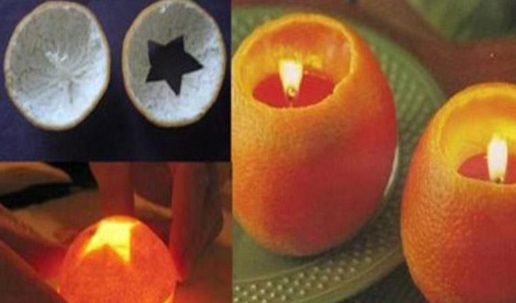 Cea mai frumoasă decorațiune de Crăciun se face din… mandarine!