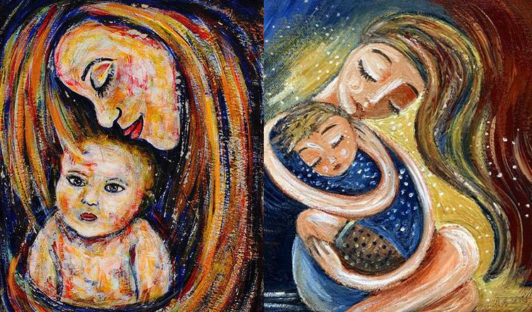 După Dumnezeu, nu iubesc pe nimeni atât de mult ca pe mama…O poveste impresionantă!