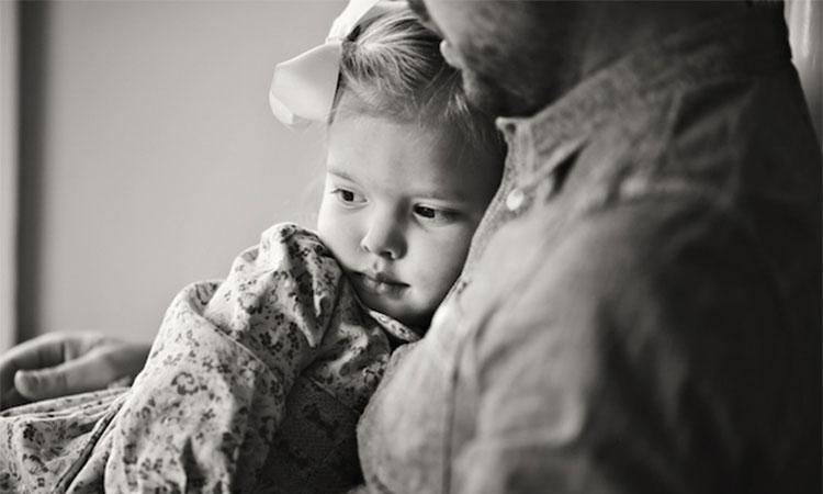 Dragostea de mamă nu se compară cu nimic, insă nici dragostea de tată nu este mai prejos. O poveste emoționantă