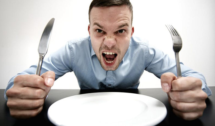 """""""Nu te rușina că îți este foame…"""""""