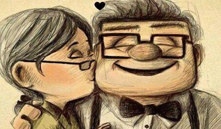 Îmbătrânesc împreună doar cei care se iartă și se iubesc reciproc!