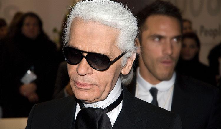 Karl Lagerfeld, geniul rupt de realitate!