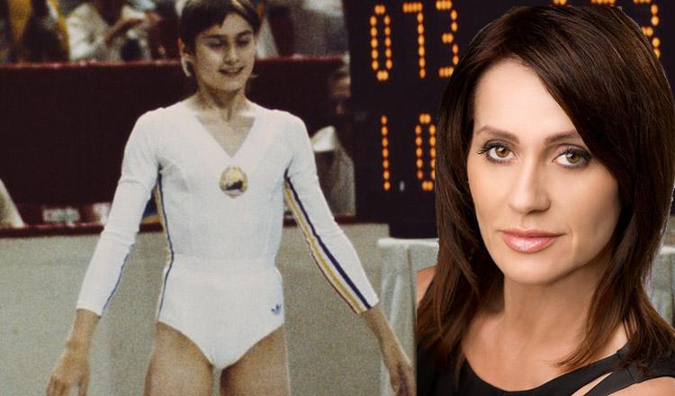 """Nadia Comăneci: """"Exerciţiul de 10 de Olimpiada de la Montreal nu a fost perfect"""""""
