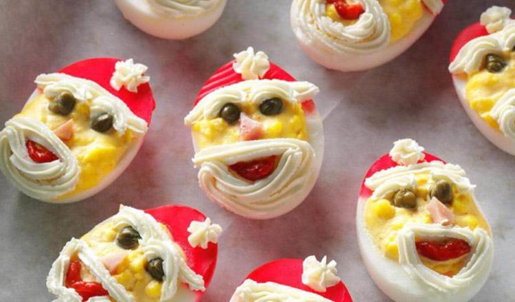 Pune pe masa de Crăciun cele mai bune ouă umplute! Rețeta