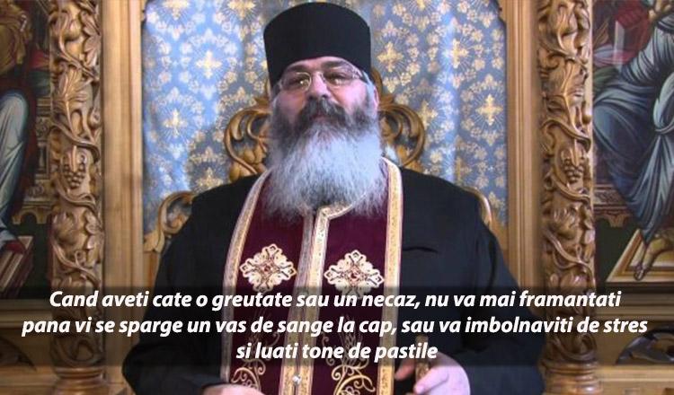 Părintele Calistrat ne spune ce să facem atunci când avem necazuri… Trebuie să rostim asta, cu mare încredere!