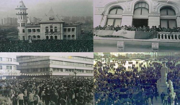 Ieri au început manifestările dedicate Revoluţiei Române!