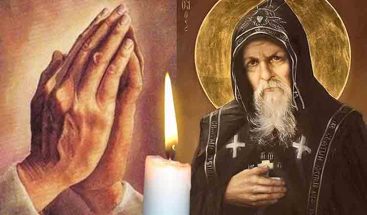 Rugăciunea care se citește pe 2 ianuarie, de Sfântul Serafim!