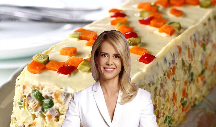 Ingredientul care face din Salata de Boeuf un pericol pentru sănătate…