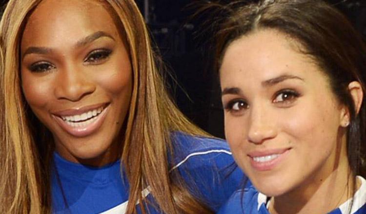 Ce sfaturi dure i-a dat Serena Williams lui Meghan Markle!