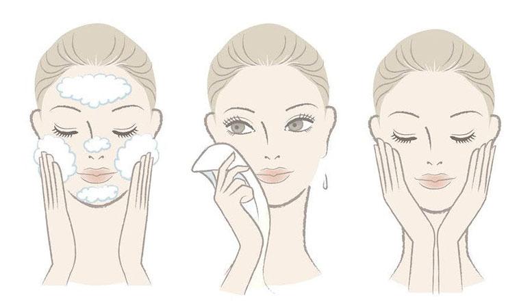 4 greșeli pe care să nu le mai faci niciodată, atunci când te speli pe față