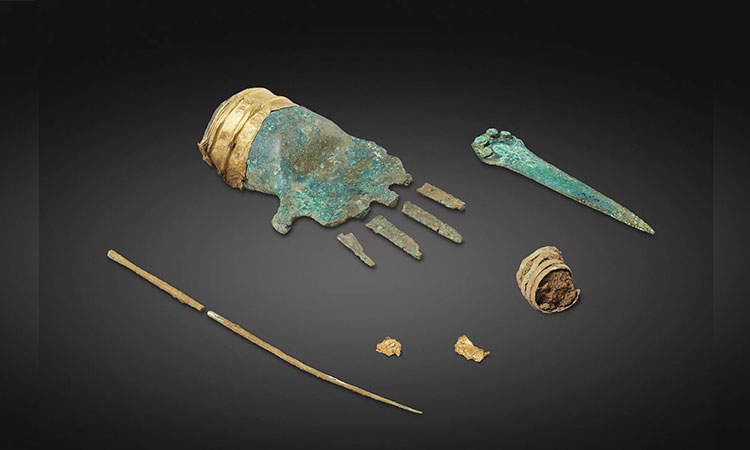 Arheologii au descoperit, în Elveția, o mână protetică, veche de 3.500 de ani