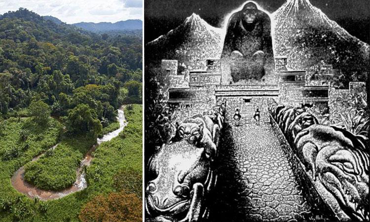 """Arheologii încep să excaveze în """"orașul pierdut"""" din Honduras, cel care aparține unei civilizații anterioare, necunoscute"""