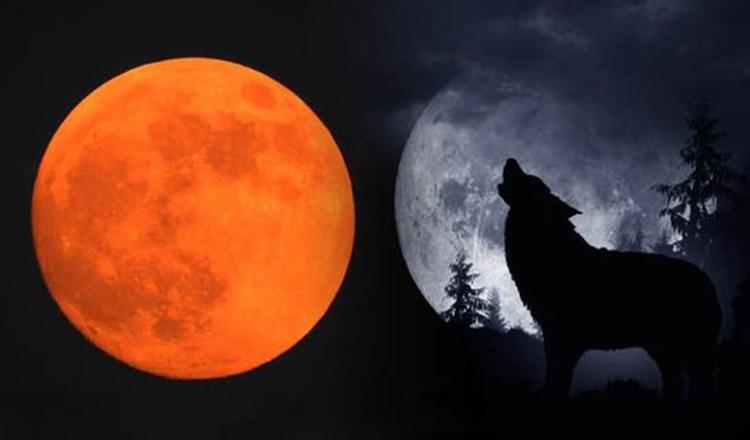 Luna Sângerie a Lupului și minim cinci eclipse, pentru anul 2019… Mai este puțin până la apariție!