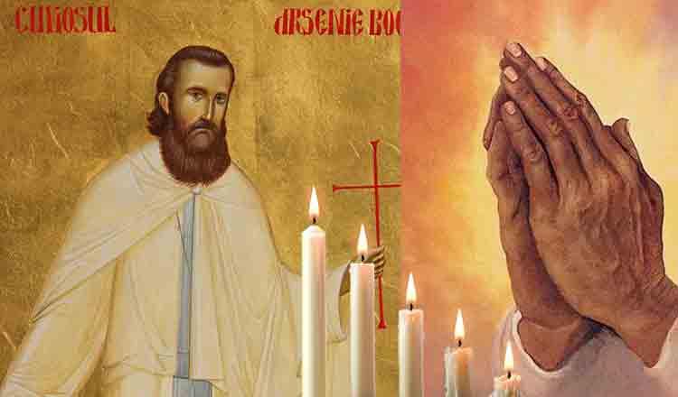 Rugăciunea pe care Arsenie Boca o rostea sâmbăta și blestemele pe care le îndepărtează!