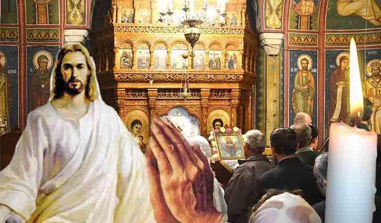Rostește azi Rugaciunea catre Mântuitorul nostru Iisus Hristos pentru a avea protecție cerească!