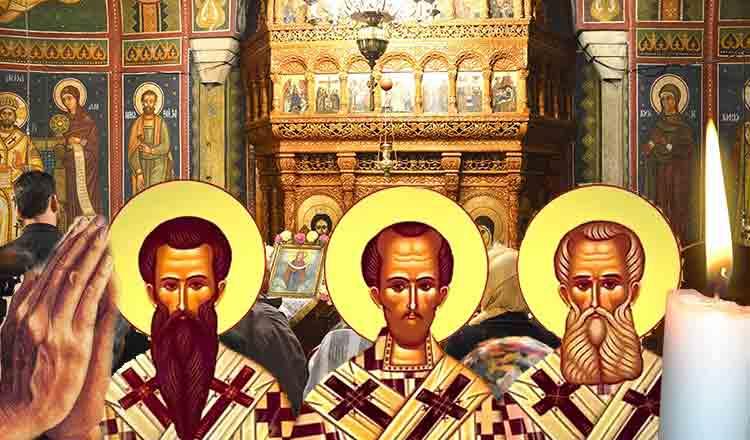 Citește Rugăciunea către Sfinții trei Ierarhi care îndeplinește orice dorință!
