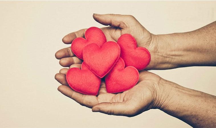 Sensul vieții este acela de a da și a primi dragoste
