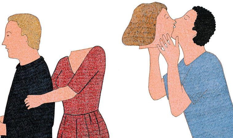 Un terapeut explică 12 moduri de abordare a infidelității