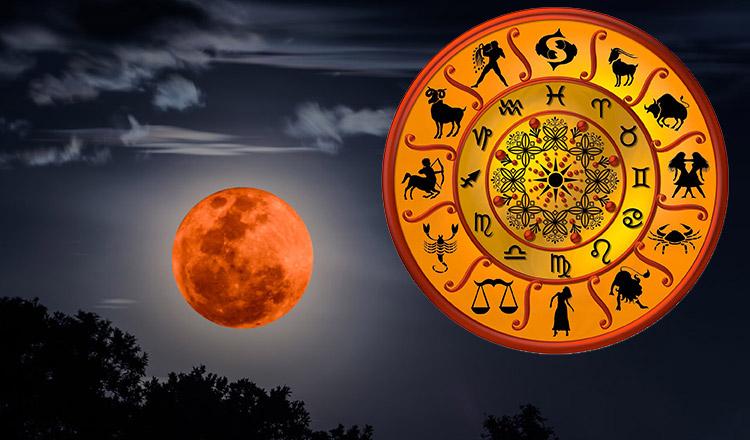 Ce se întîmplă cu toate zodiile duminică spre luni, odată cu Eclipsa totală de Lună!