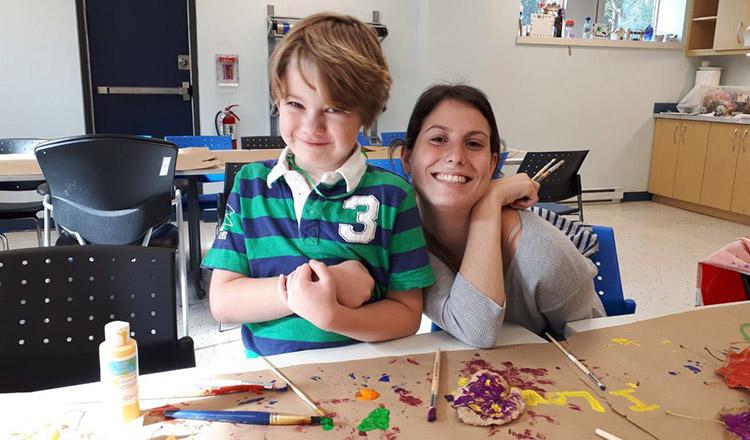 Cinci activități de făcut de către un adult și un copil!