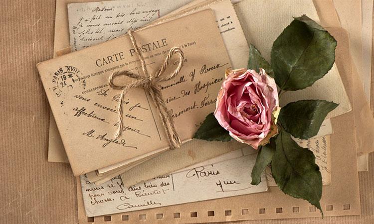 De ce ar trebui să scriem din nou, de mână, scrisori de dragoste!