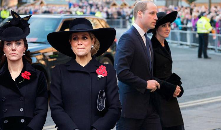 Motivul pentru care hainele negre nu lipsesc niciodată din bagajul Familiei Regale britanice!