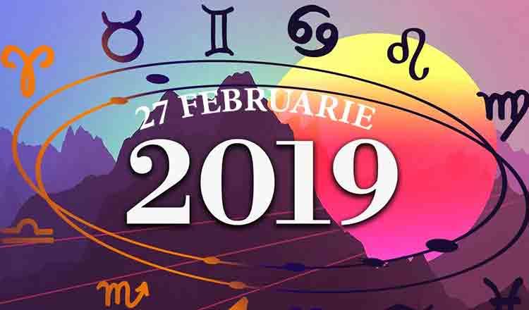 Ce aduce nou ziua de miercuri pentru fiecare zodie. Horoscop 27 februarie 2019