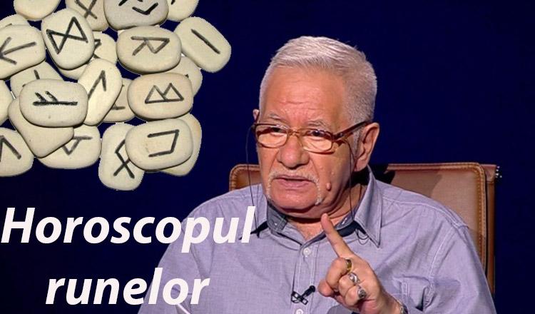 Care este horoscopul runelor, prezentat de Mihai Voropchievici, până duminică!