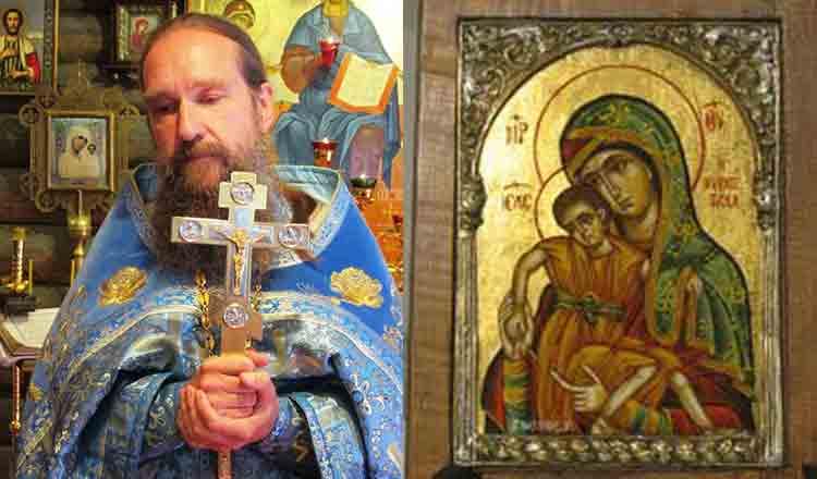 Atunci când credinciosul se roagă corect, orice icoană poate deveni făcătoare de minuni!