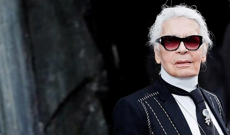 Multe celebrități poartă ochelari de soare… Motivul pentru care Karl Lagerfeld nu se despărțea de ei niciodată!