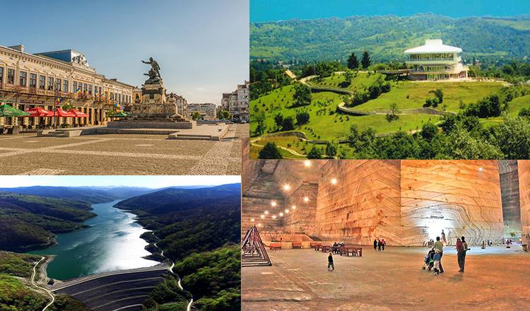 Locurile din România, cu efecte terapeutice, pe care trebuie să le vizitezi!